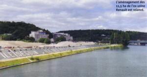 Basse Seine - Ile Seguin