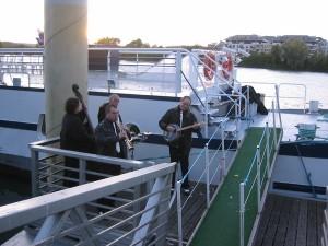 Poissy - Croisière réception avec musiciens