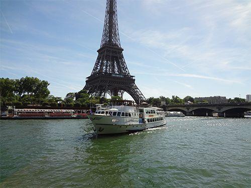 Croisière fluviale Paris