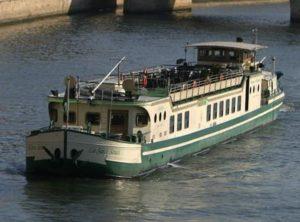 croisière sur la Seine à Chatou