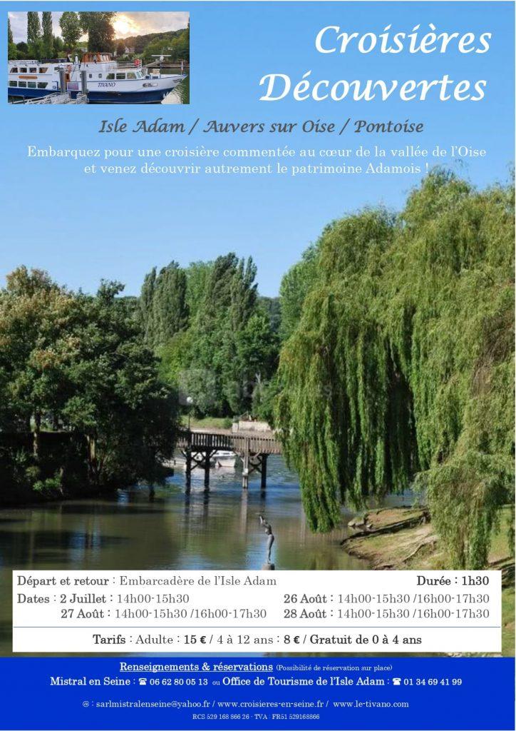 Croisières Isle Adam
